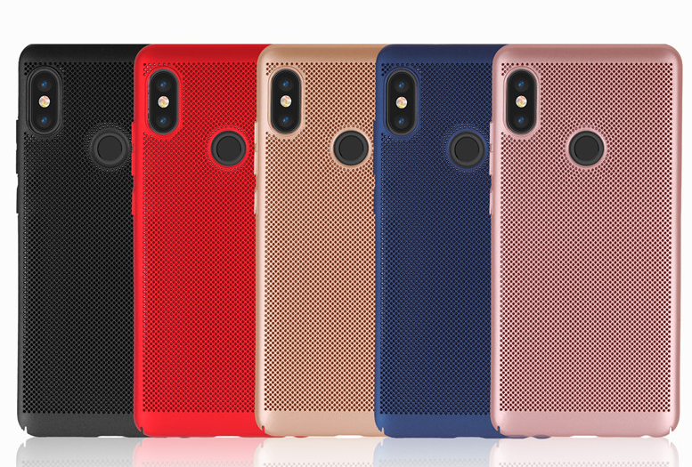Чехол Breath для Xiaomi Redmi Note 5 / Xiaomi Redmi Note 5 Pro / Стекло в наличии /