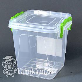 Харчової контейнер з кришкою 1,8 л А-10