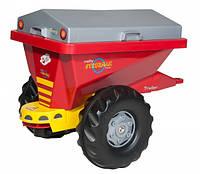 Прицеп на 2х колесах Rolly Toys rollyStreumax красный