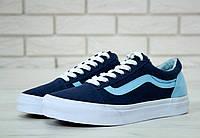 Кеды Vans Old Skool VO12 dress blues captain's blue G, 37