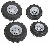 Набор надувных колес Rolly Toys rollyTrac Air Tyres 2х260х95 2х325х110