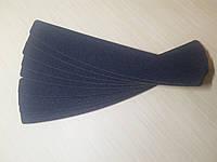 Сменные файлы-пилки полумесяц на липкой основе 100 грит, 28*180мм