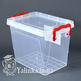 Харчової контейнер з кришкою 2,7 л А-14