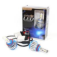 Светодиодные лампы для автомобиля Led Xenon Ксенон T1-H4 (пара)!Спешите