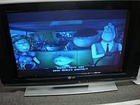 """Большой ЖК Телевизор 26"""" LG RZ-26LZ30 на запчасти. Смотреть можно, фото 1"""
