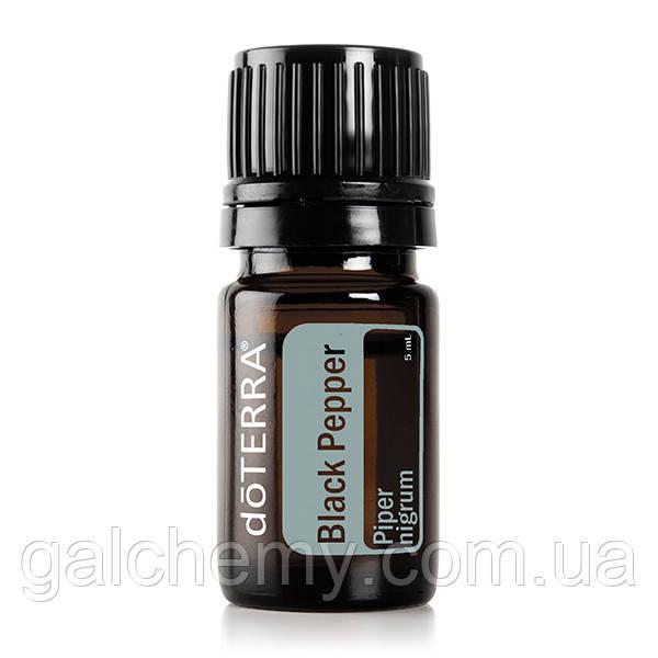 Black Pepper Essential Oil / Черный перец (Piper nigrum), эфирное масло, 5 мл
