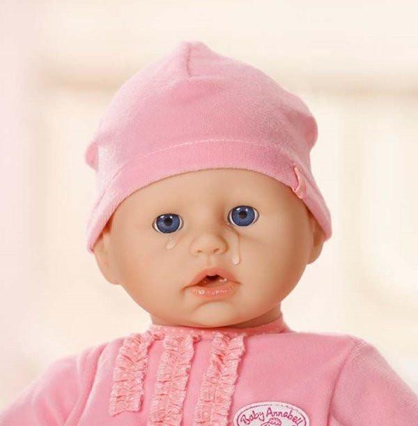 Пупс интерактивный Baby Annabell