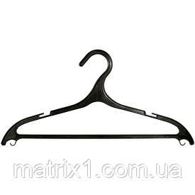 Вешалка пластик. для легкой одежды размер 46-48, 410 мм ТМ Elfe