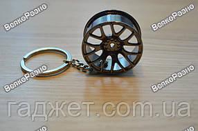 Брелок а ключи автомобильный Литой Диск. Брелок