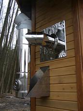 Ревизия дымоходная термо 1 мм н/оц AISI 304, фото 3