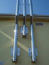Ревизия дымоходная термо 0,8 мм н/н AISI 304, фото 3