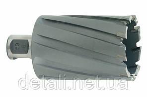 Корончатое сверло Metabo HM Ø 29х55 мм, Weldon 19