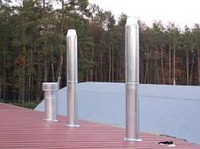 Конус термо дымоходный 0,5 мм н/н AISI 304, фото 2