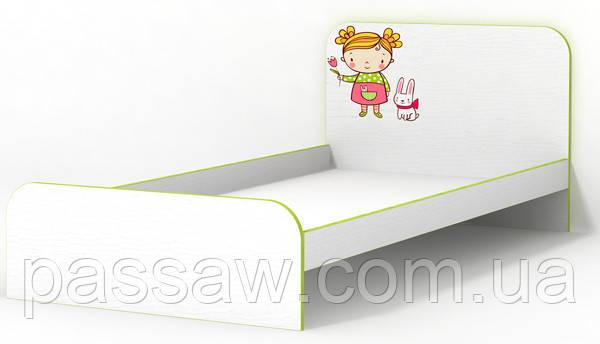 Кровать Яблочко без бортика