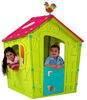 Большой детский садовый домик Magic