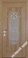 """Дубовые входные двери """"Русь"""" (Дуб/Дуб) 2070х970х125 мм"""