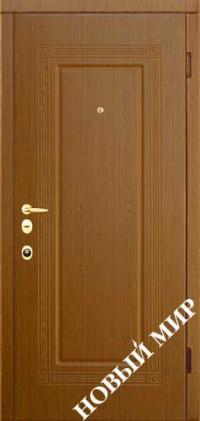"""Входные двери """"Новосел М 7.5"""" Измаил (MDF) 2040х880х115 мм"""