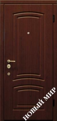 "Входные двери ""Новосел С 9.6"" (Металл/MDF) 2070х970х125 мм"