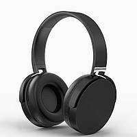 Стерео Блютуз (Bluetooth 4.1) наушник JAKCOM BH2 Чёрные Микрофон, FM, MP3, переключатели трэков