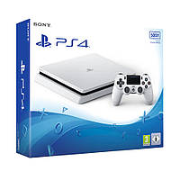 Sony PlayStation 4 (PS4) Slim 500GB Glacier White (CUH-2116A)
