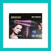 Фен для волос BORWN BR-8838!Спешите