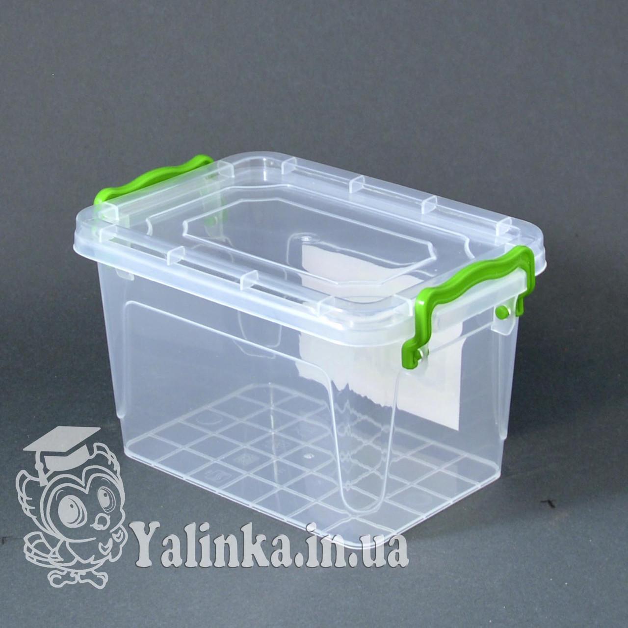 Пищевой контейнер с крышкой 1л  А-8