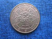 Монета 5 евроцентов Австрия 2010