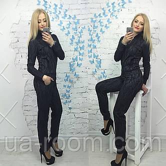 Женский гипюровый костюм №224, фото 2