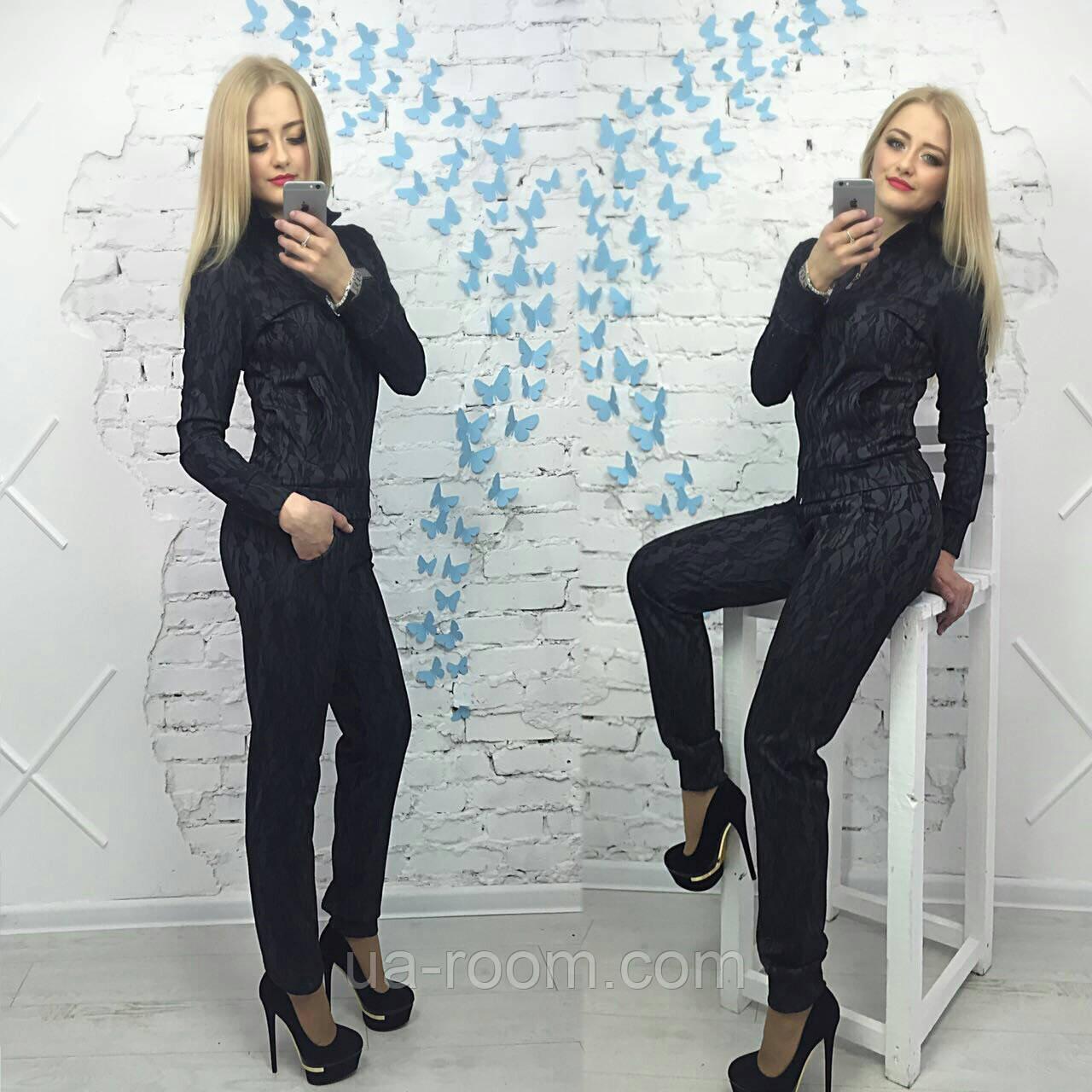 Женский гипюровый костюм №224