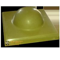 "Крышка для столбика ""Полусфера"" (175х175х60 мм)"
