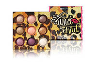 Палетка запечённых теней Wild Child Baked Eyeshadow Palette BH Cosmetics Оригинал