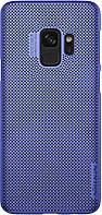 Чехол-накладка Nillkin Air Case Samsung Galaxy S9 (SM-G960) Blue, фото 1