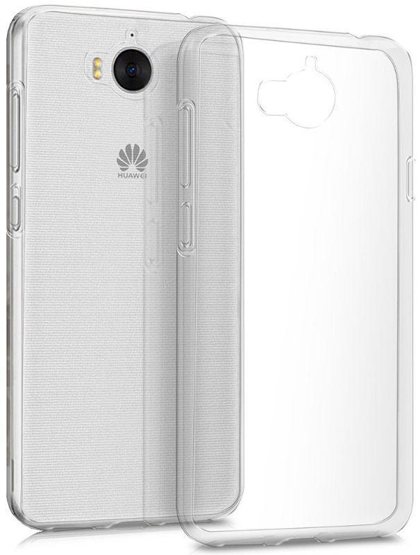 Чехол-накладка TOTO TPU case clear Huawei Y5 2017 Transparent