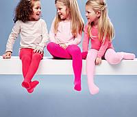 Теплые колготки для девочек с махровым носком ТСМ Германия