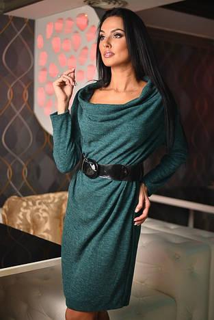 Ангоровое платье мг102