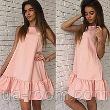 Женское платье из хлопка №262, фото 3