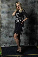 Женское платье из хлопка B7, фото 2