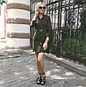 Сукня сорочка з кишенями 16468, фото 2