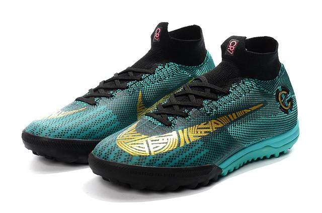 Футбольные сороконожки Nike Mercurial SuperflyX VI Elite CR7 TF