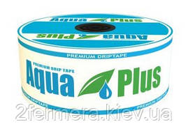 AquaPlus 10см 500м (1000л/ч) (8mils, 1 л/ч)