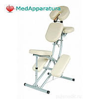 Mасажное кресло -03 МСТ-3АЛ (алюминий DE LUXE)