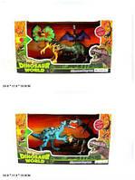 Животные игровая фигурка F124-59/8/4/0 (1363129-28-22-17) Динозавры,набор,в коробке 33,5*11*18 см.