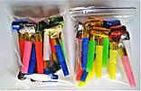 Набор карнавальных дудочек,- 10 шт/уп. Цена за упаковку., фото 2