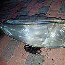 Фара Peugeot 406 рестайлинг 0301175001 ліва 0301175002 права., фото 2