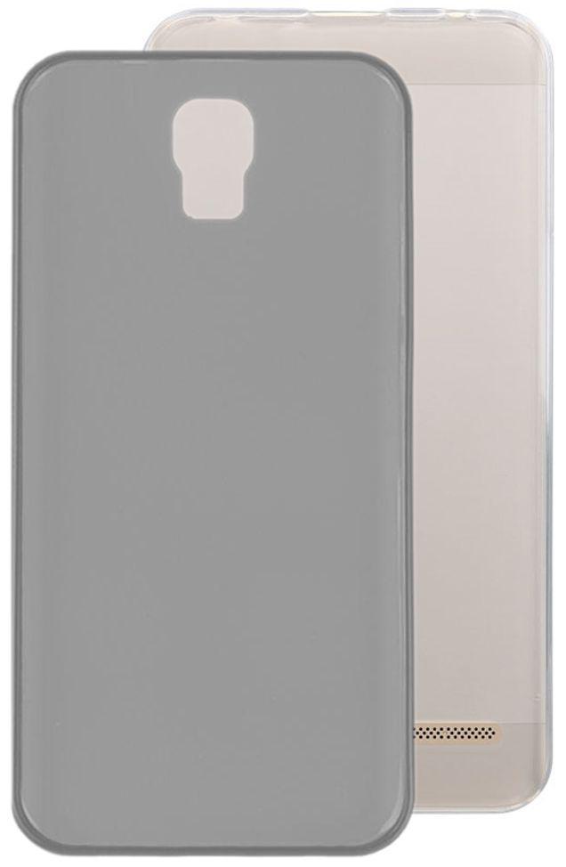 Чехол-накладка TOTO TPU case matte Meizu MX5 Dark Grey