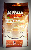 "Кофе в зернах ""Lavazza Crema e Aroma"", 1кг"