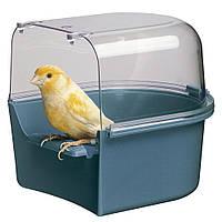 Купалка Ванночка для попугаев,канареек, экзотических птиц Trevi  Ferplast 4405