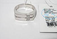 Мужское серебряное кольцо 14689-Р
