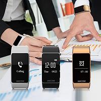 Смарт часы Bluetooth гарнитура JAKCOM B3 8в1 Стильно смотрятся, превращается в блютуз гарнитуру