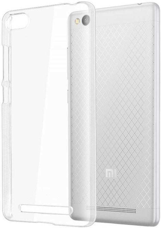 Чехол-накладка TOTO TPU case clear Xiaomi Redmi 3 Transparent